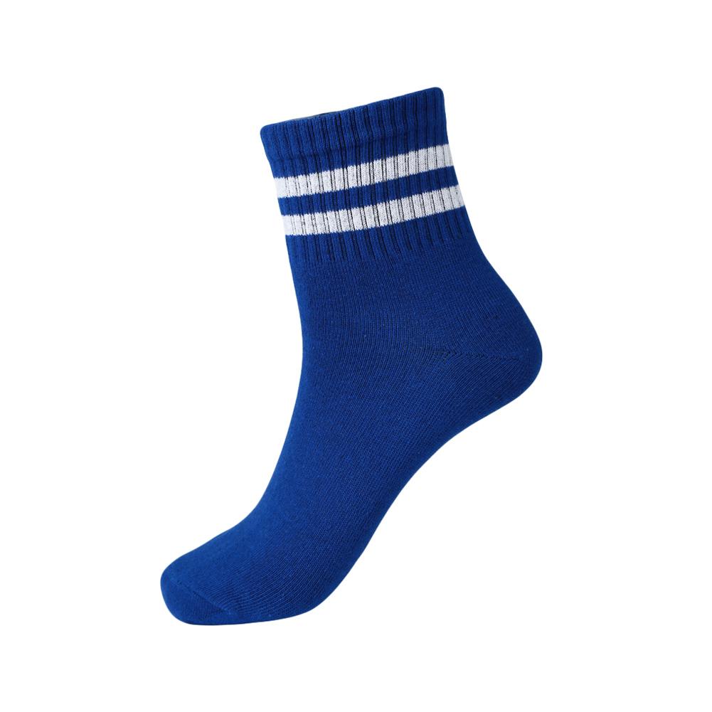Casual Running Socks Men Sports Socks Athletic Football Basketball Stretchy Breathable Comfortable Dress Socks Striped Long Sock(China (Mainland))