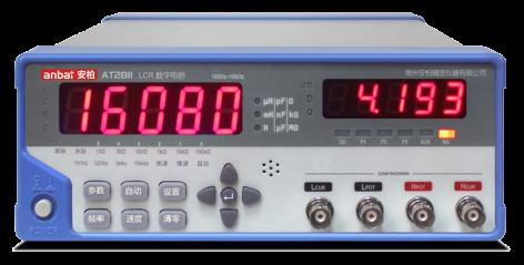 Precision Digital LCR Meter AT2811 Frequency 100Hz 120Hz 1kHz 10kHz LCR Digital Bridge<br><br>Aliexpress