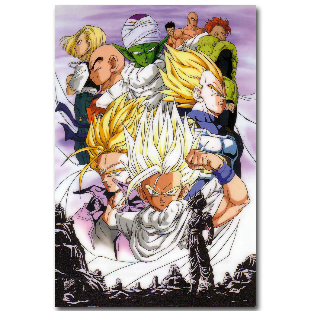 Compare prices on japanese dragon pictures online for Dragon ball z living room