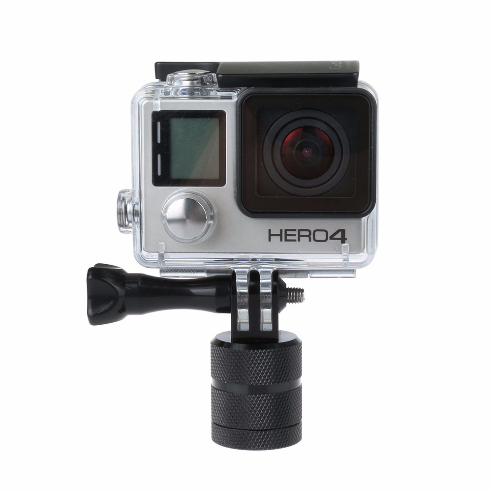 Action Camera Light Panning Rotating Time Lapse Stabilizer
