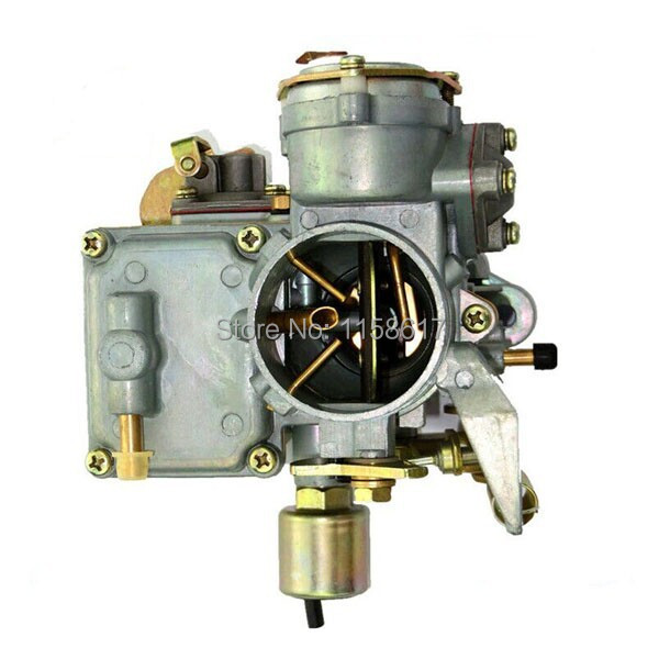 VW 34 PICT-3 Carburetor OEM 113129031K for 1973 Super Beetle Used - Carb Bus Ghia replacement for VW Volkswagen Solex(China (Mainland))