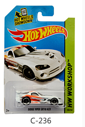 Hot Wheels model c236 Sports car kids toys Plastic metal miniatures classic collectible toy car Authorized sales Toy Vehicles(China (Mainland))