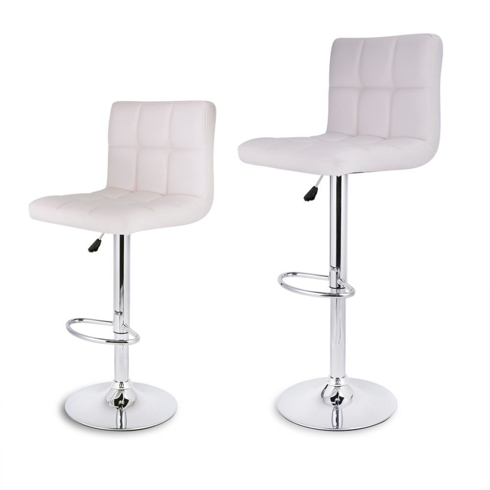 Compare Prices on Adjustable Bar Stools Modern Online  : 2 pcs Height font b Adjustable b font Swivel Quilted Faux Leather font b Bar b from www.aliexpress.com size 1000 x 1000 jpeg 74kB