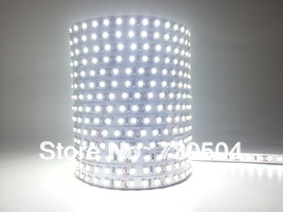 2 year warranty 50m (10 rolls) flexible led strip SMD 3528 120leds/m waterproof IP65 CE & RoHS