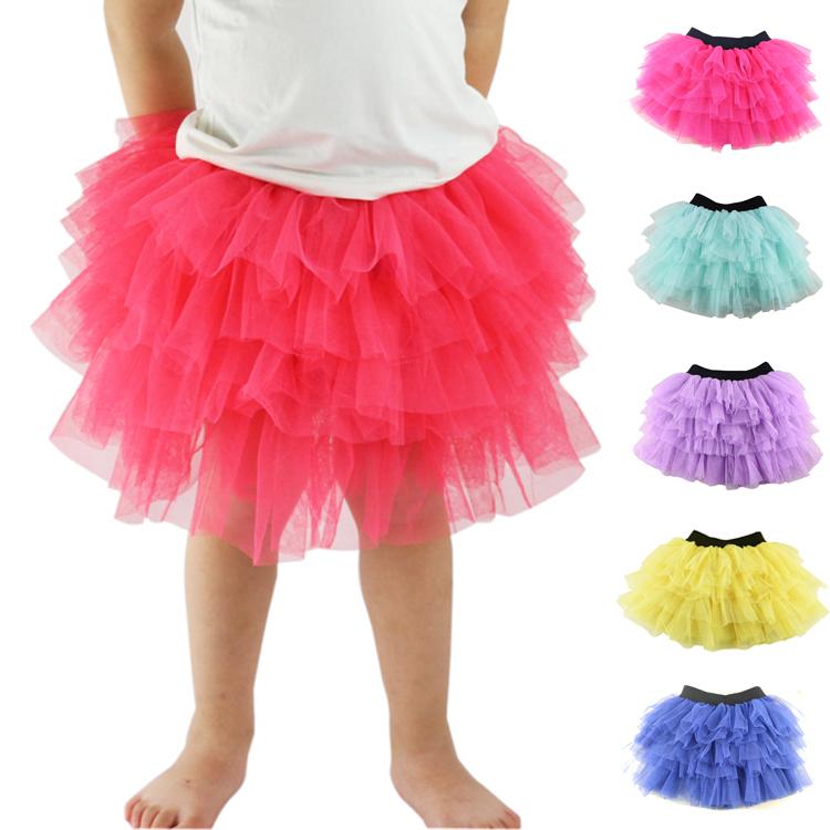 Retail Girls Tutu Skirts Trade Explosion Models Baby Skirt Girl PettiSkirt Cake Ballet Clothing17