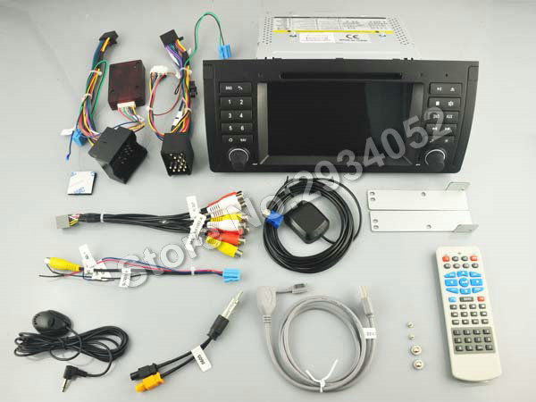 S160 Android Car Audio FOR BMW 7 Series E38 (1995-2001) car dvd gps player navigation head unit device BT WIFI 3G