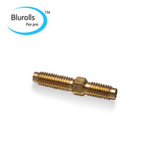 reprap 3d printer accessory diy mg plus brass barrel for extruder hotend 3mm copper top quality free shipping
