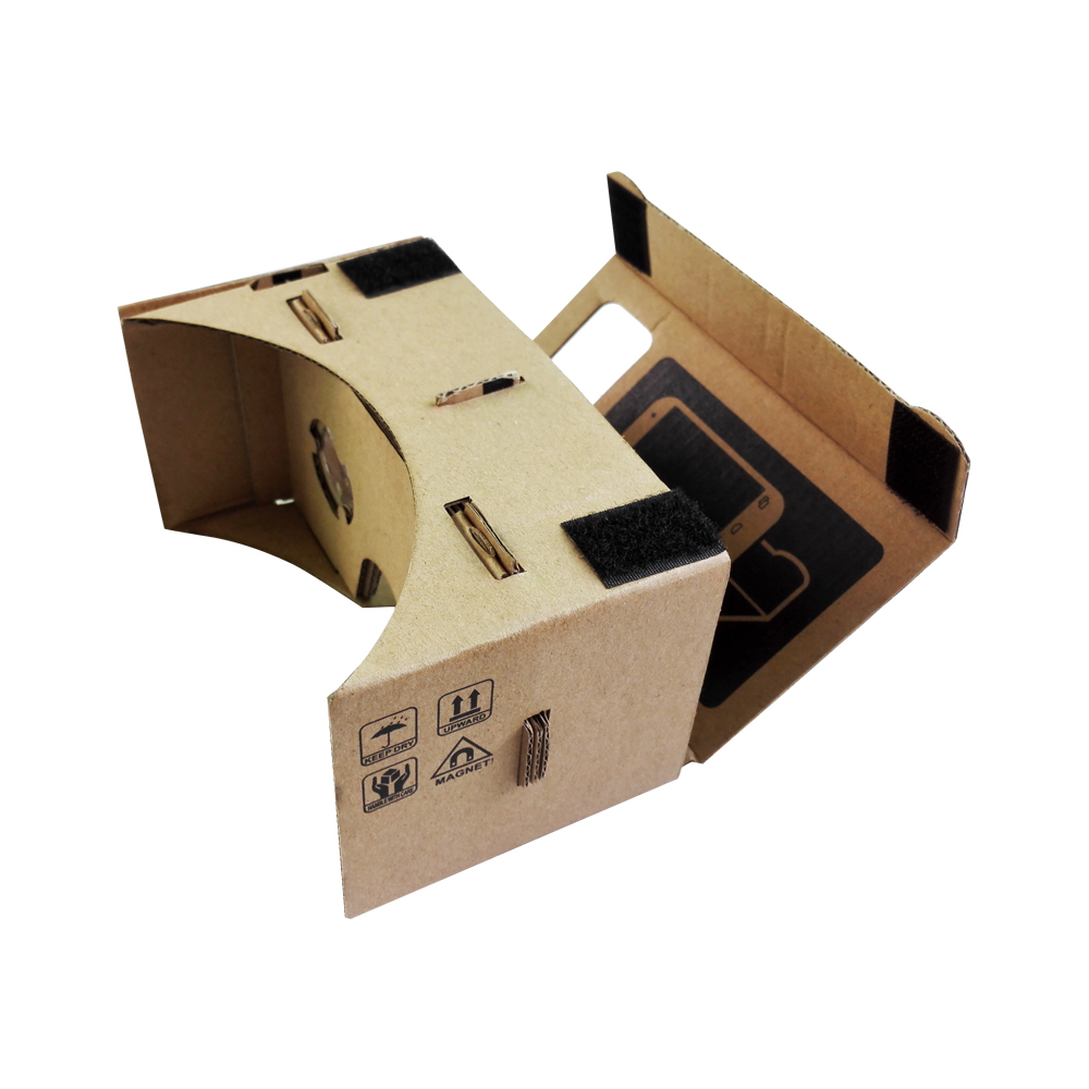Google Cardboard 3D VR Glasses Virtual Reality Goggles Oculus Rift DK2 for iPhone 6 Plus 4.7 ~ 5.5 inch Android & iOS Smartphone(China (Mainland))