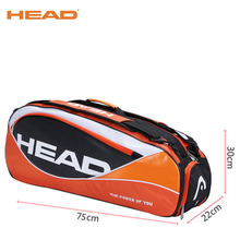 HEAD 2015 The new 3-6 pens Tennis bag 9 pens Feather package Multi-function bag Sports bag Training package Travel bag