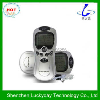 Free Shipping + High quality+Good service+Digital therapy instrument, Tens therapy massager