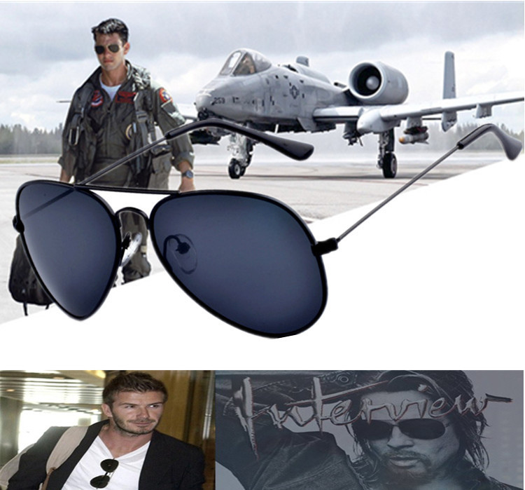 Brand Classic Sunglasses Polarized Driving Men font b Sport b font Oculos Multicolor Aviator Eyewear UV400