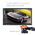 7021B 7Inch LCD HD Double DIN Car In Dash Touch Screen Bluetooth Car Stereo FM MP3