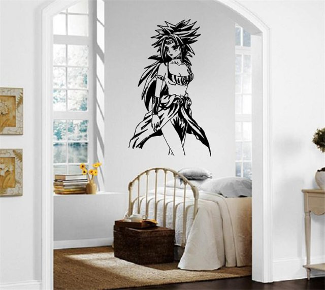 Achetez en gros sticker manga en ligne des grossistes for Decoration murale dragon ball