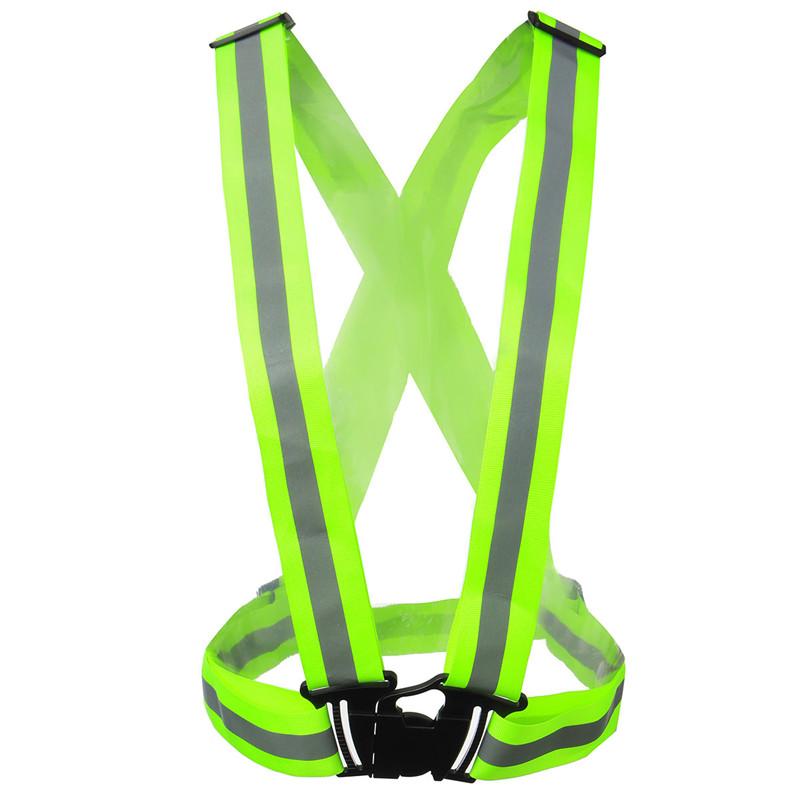 NEW High Visibility Vest Waistcoat Jacket Safety Security Reflective Coat Free Shipping
