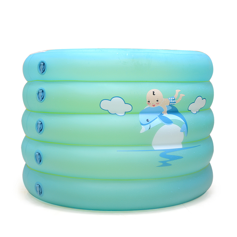 Baby inflatable swimming pool float children adult for Large size inflatable swimming pool