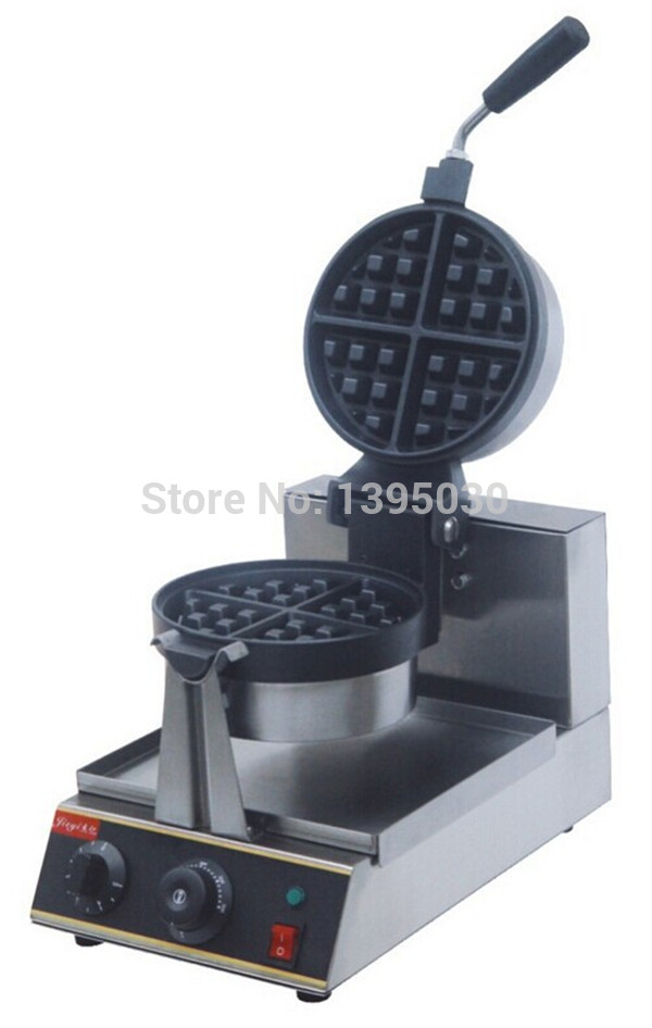 1pc Stainless Steel rotatable 180 lolly Waffle Maker kitchenmachine  Free shipping by DHL<br><br>Aliexpress