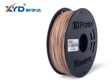 wood PLA 1.75mm 3d filament