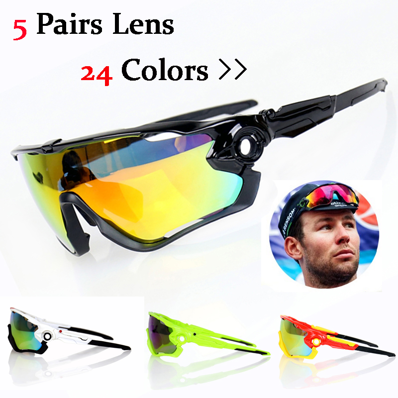 Polarized JBR Brand Cycling SunGlasses/ Mans Mountain Bike Goggles/Sport Cycling MTB Bicycle Sunglasses Ciclismo Cycling Glasses(China (Mainland))