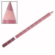 EQA791 fashion light brown lip liner lady waterproof beauty tools lip make-up pencil