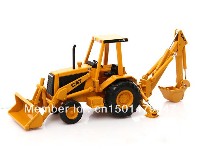 Cat Backhoe Toy Cat 416 Backhoe Loader