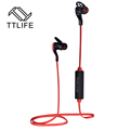 TTLIFE Wireless Music Headset Bluetooth 4 1 Earphones Sports Running Stereo Harphones earphone for phone of