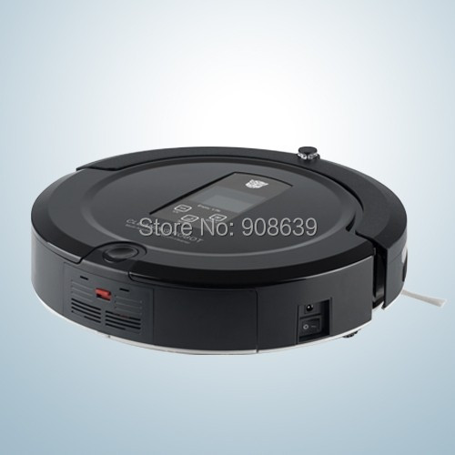 Free Shipping For Russian Buyer/ Shining Logo 4 IN 1 Robotic Automatic Recharge Robot Vacuum Cleaner Floor Sweeper(China (Mainland))
