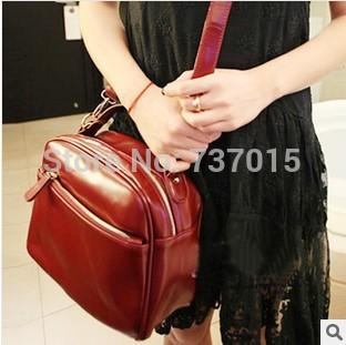 FASHION TENDER 2014 womens leather handbag  female brife cross-body small shoulder messenger bag totes<br><br>Aliexpress
