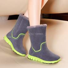New Arrival Snow Boots High Quality fashion  Warm Winter Women's Snow Boots Drop Shipping, wholesale and retail(China (Mainland))