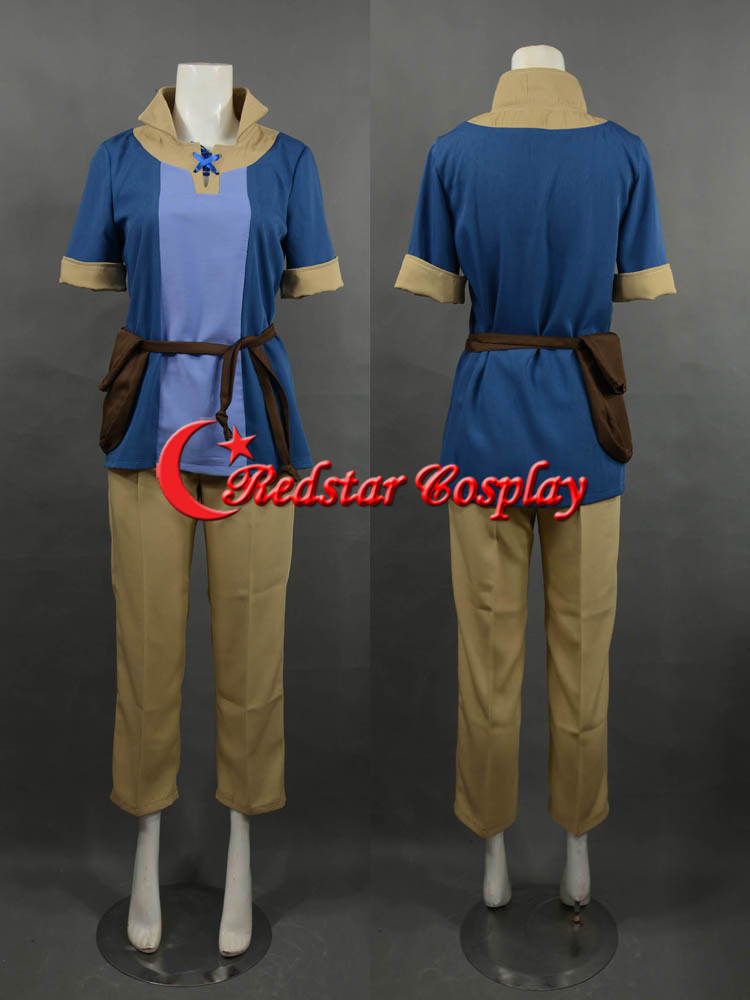 Donnel Cosplay Costume from Fire Emblem Awakening - Custom made in any sizeОдежда и ак�е��уары<br><br><br>Aliexpress