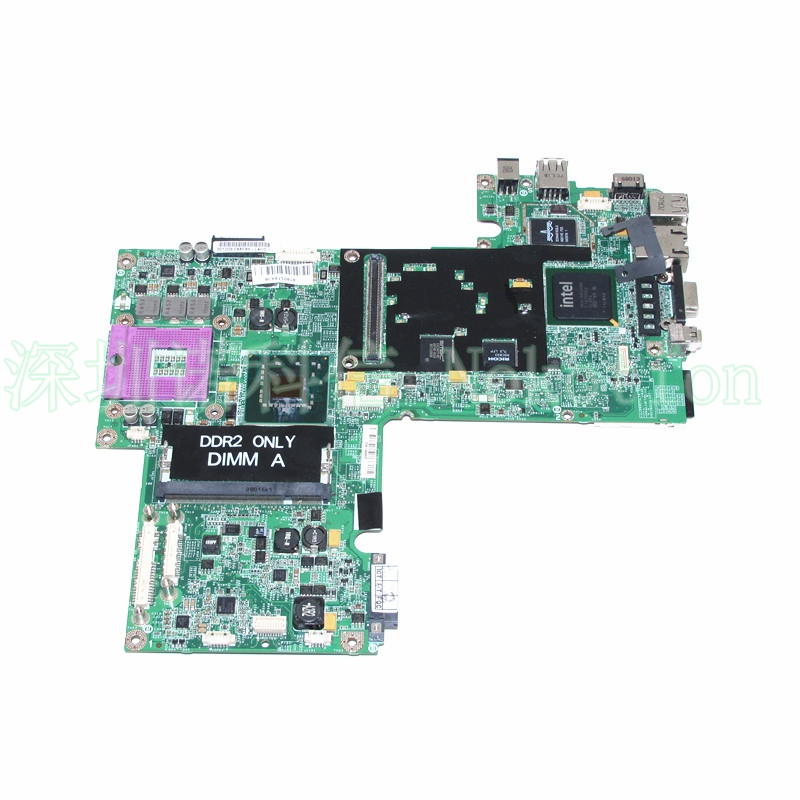 CN-0UK435 UK435 For Dell Inspiron Series 1720 Laptop Motherboard 17 inch 965PM DDR2 With GPU slot(China (Mainland))