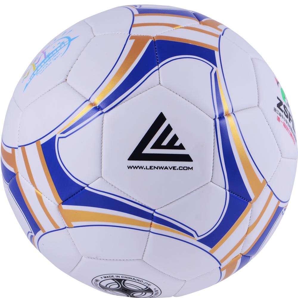 2016 Hot Sale Major League Soccer Ball PVC Balls Official Weight Size 5 Football Match Training(China (Mainland))