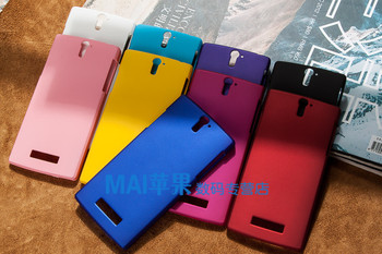 Colorful Matte Hard Plastic Case for OPPO Find 5 X909 Cases, Cell Phone Cases, Free Shipping!
