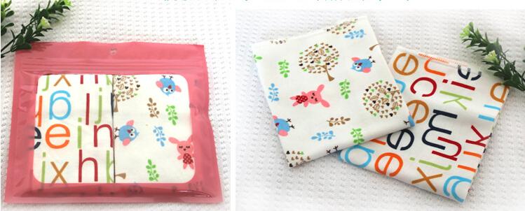 New Design Baby Bib 3pc/lot Fashion Girls Boys Newborn Baby Bibs Burp Cloths Waterproof Silicone Cotton Towel Bandanas Babadores(China (Mainland))