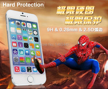 2Pieces Protective film For apple iphone 6 6s Screen protector 4.7 Tempered Glass thin film for cell phones