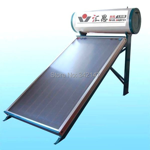 CE,CCC,ISO 200L integrated pressurized solar water heater collector(China (Mainland))