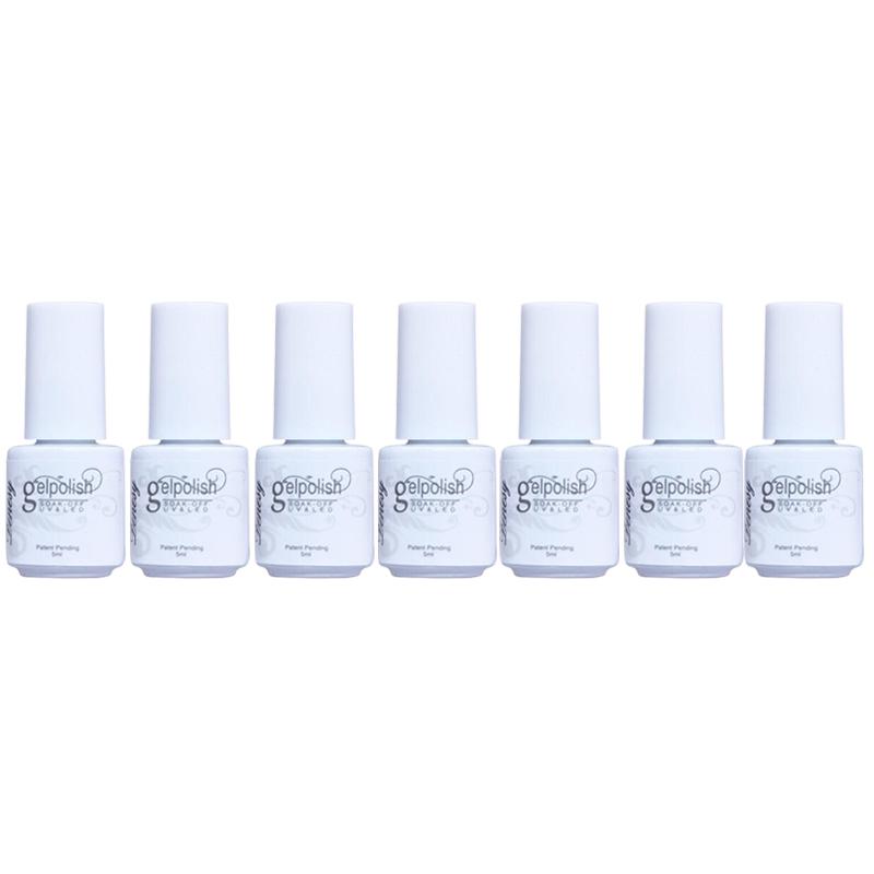 Nail Gel Polish UV&LED Shining Colorful 168 Colors10ML Long lasting soak off Varnish cheap Manicure