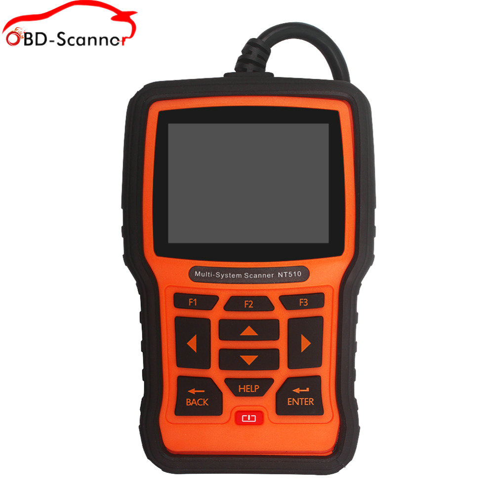 scanner for toyota lexus sicon diagnostic auto for corolla avensis rav4 yaris auris obd2 scanner foxwell nt510 obd scanner(China (Mainland))