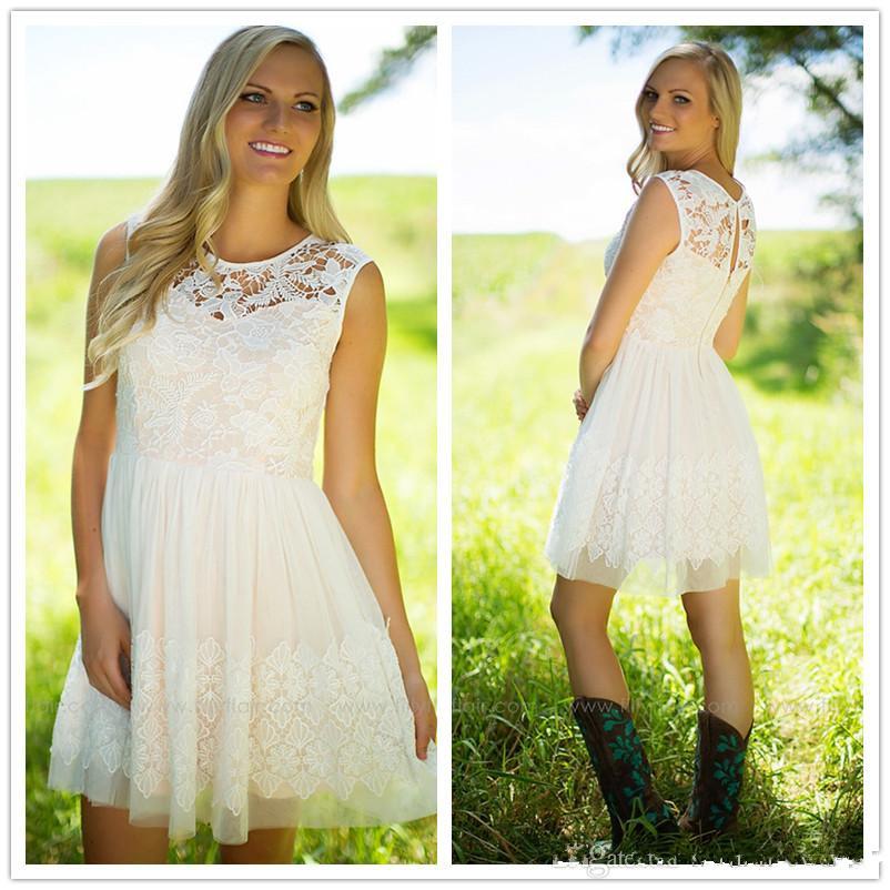 Платья Невесты Кремовые
