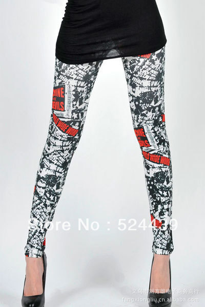 Legging Pants2013 New arrival sexy Punk Pants For Women Fashion Seamless Leggings high quality