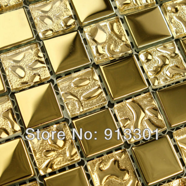 Hohe Qualität Gold Spiegel Fliesen Kaufen Sie Billigegold Spiegel .