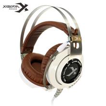 Buy XIBERIA K2 Gaming Headset Breathing Stereo Deep Bass LED Light Headphones Microphone Headphone Mic Music PC Gamer Headband for $32.37 in AliExpress store