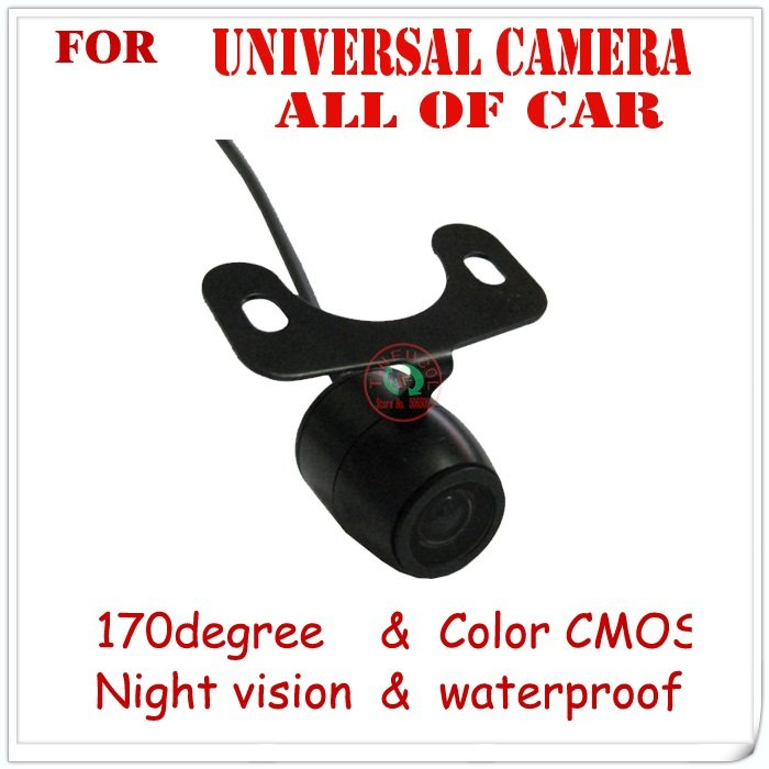New Fashion 12V Night Vision Car Rear Camera View Reverse Backup for car rear/front Butterfly Universal camera(all of car)(China (Mainland))