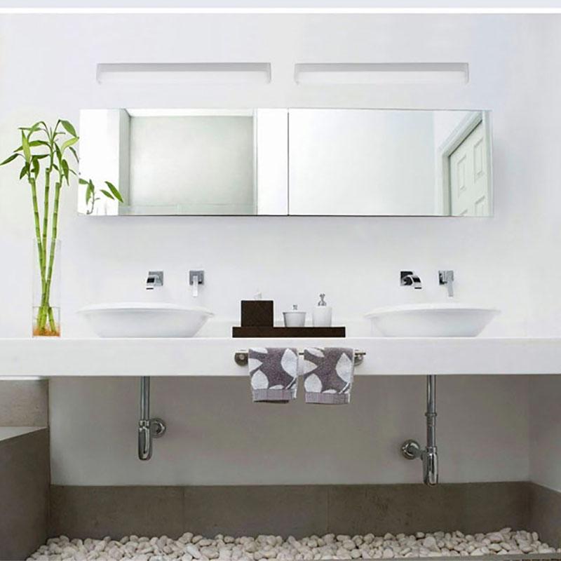 6W Length 42cm LED mirror lamp Europe Simplicity modern cupboard lamp wall bathroom Sconce lighting AC90-260V<br><br>Aliexpress