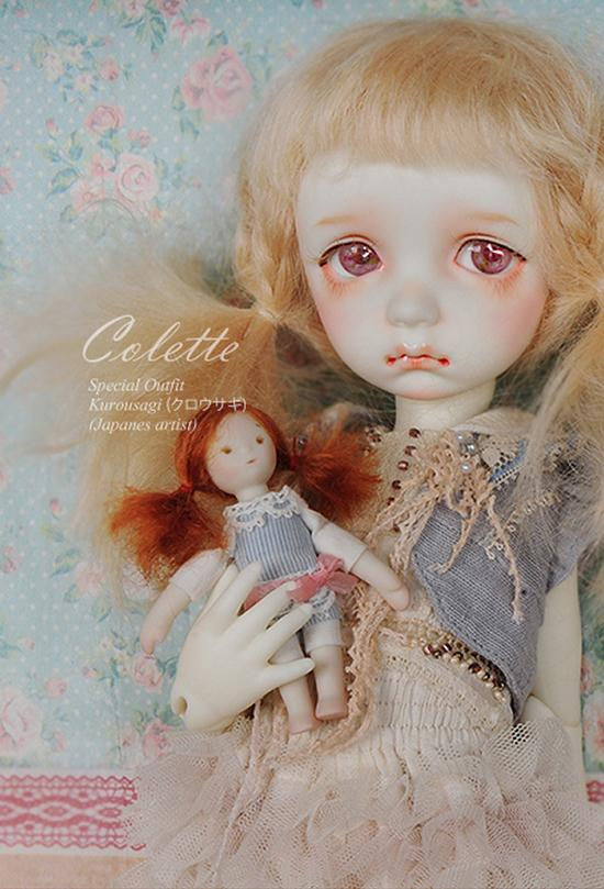 BJD doll SD doll soom IMDA Colette 1/6<br>