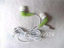 Kids earbuds earphone for library meida player 3000pcs/lot