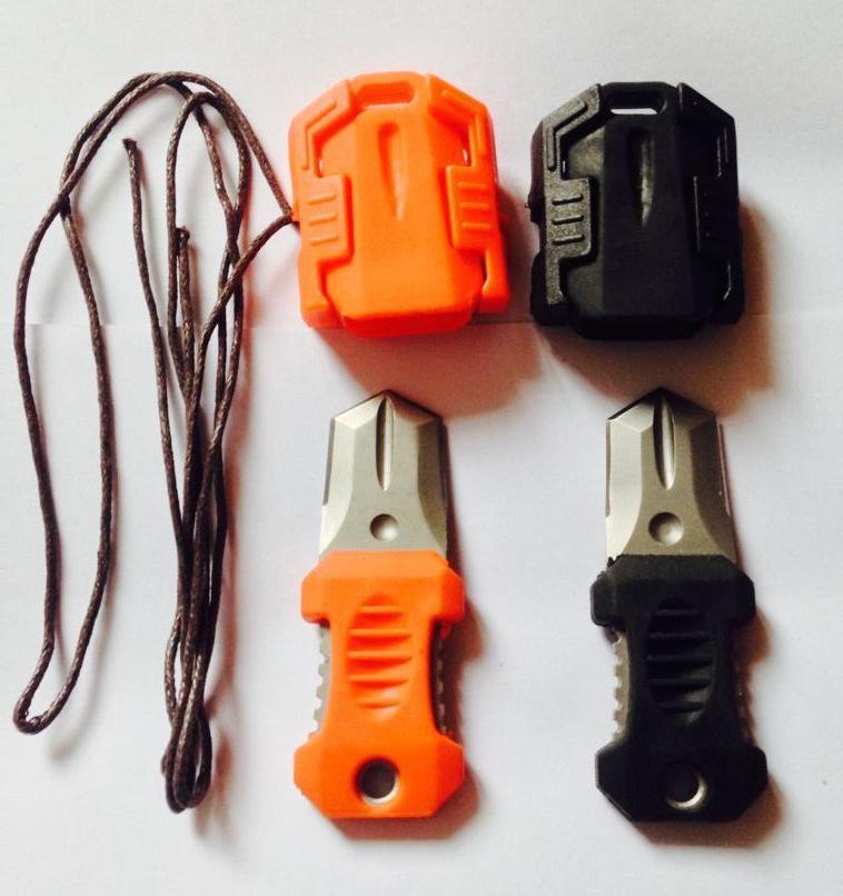 Mini Multifunction EDC Knife Pocket Survival Tool Molle Webbing Self Defense New(China (Mainland))