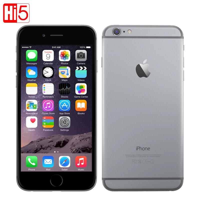 buy original apple iphone 6 6 plus mobile phone dual core 64gb 128gb rom ios. Black Bedroom Furniture Sets. Home Design Ideas