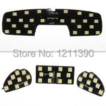 LED reading lamp, roof led lamp,car interior light for FORD Focus 2 MK2 Ecosport 2007-2013(China (Mainland))