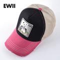 Womens baseball caps casual branded snapback panda cap men summer breathable mesh hip hop hats for