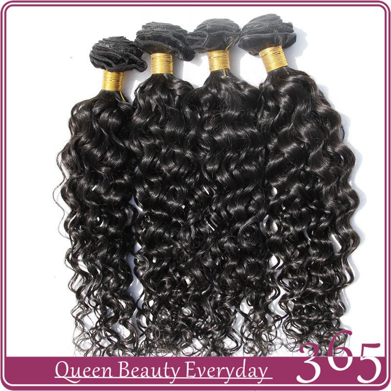 Eurasian virgin hair Eurasian curly hair,Unprocessed virgin human hair extension DHL/UPS Free shipping(China (Mainland))